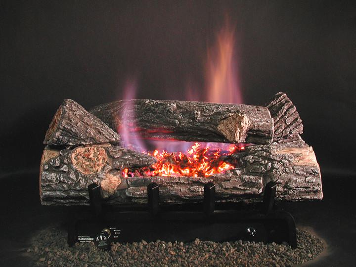 Single Burner Set 24-inch