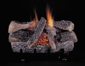 """Chillbuster 18"""" Evening Embers DFC7 Double Face Variable Single Burner Set"""