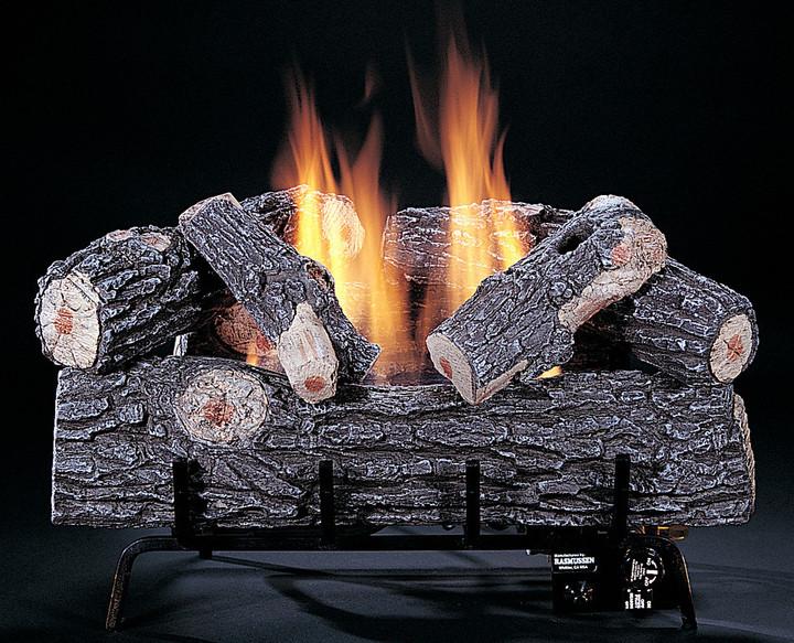 Rasmussen Chillbuster Vent Free Log Set