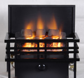 "Rasmussen 19"" Coalfire Americana Style Basket Set"