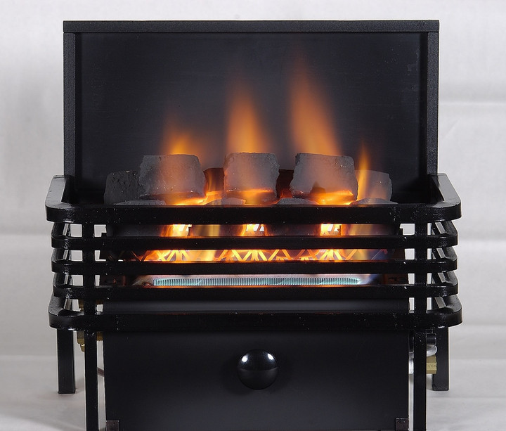 "Rasmussen Coalfire 15"" Moderne Style Basket Set"