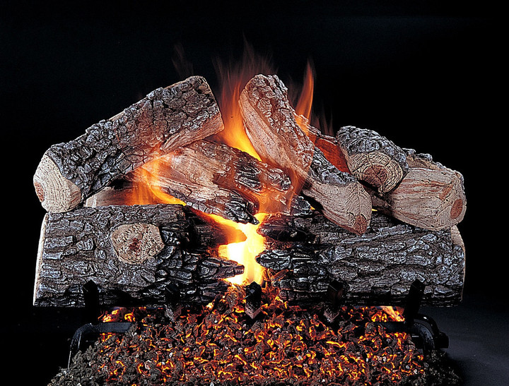 "Rasmussen Evening Prestige 24"" Single Face Gas Logs Only"