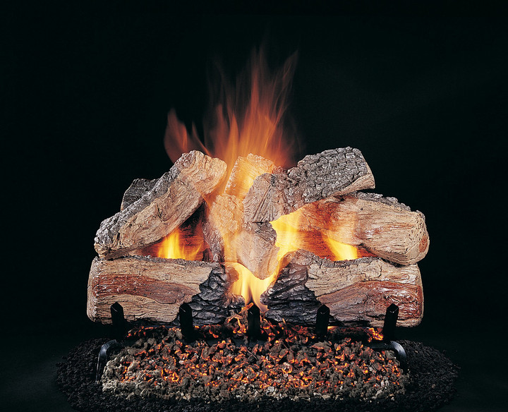 "Rasmussen Evening Desire 20"" Single Face Gas Logs Only"