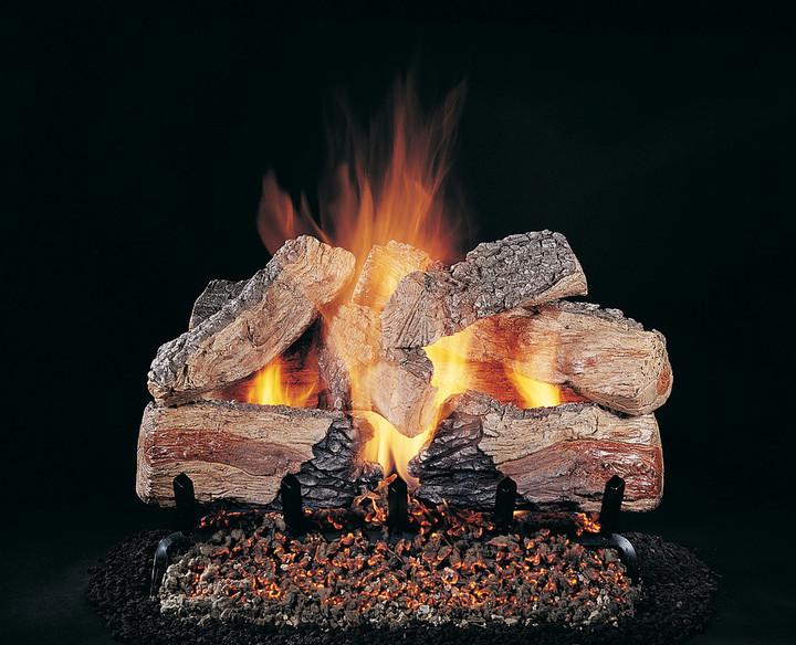"Rasmussen Evening Desire 30"" Single Face Gas Logs Only"