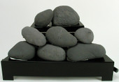 FireStones in Dark Gray 36 pieces