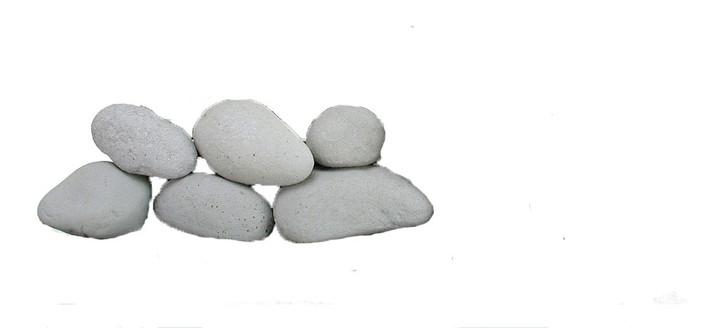 Rasmussen Light Gray FireStones