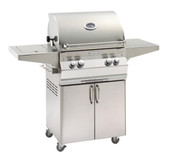 Firemagic A430s Grill on Cart