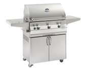 Fire Magic Aurora 540s Grill on Cart, No Rotisserie