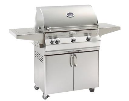 FireMagic Aurora 540s Portable Grill, One Infrared Burner