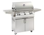 Firemagic Aurora 540s Grill on Cart