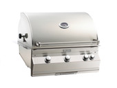 FireMagic Aurora 660i All Infrared Built In Grill with Rotisserie