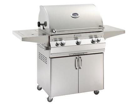 Fire Magic Aurora 660s Grill On Cart
