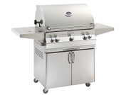 Fire Magic 660s Grill on Cart