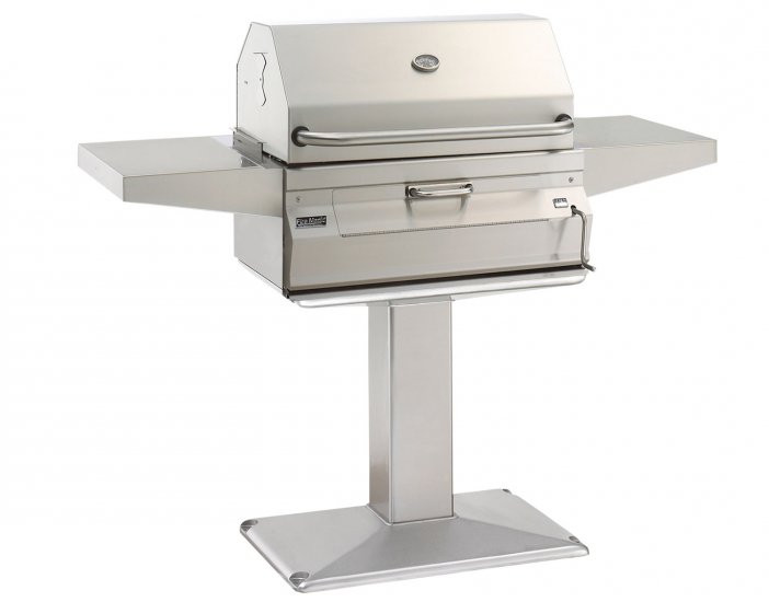 Firemagic Legacy Charcoal Patio Post Grill
