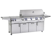 Echelon 1060s Grill on Cart, Power Burner