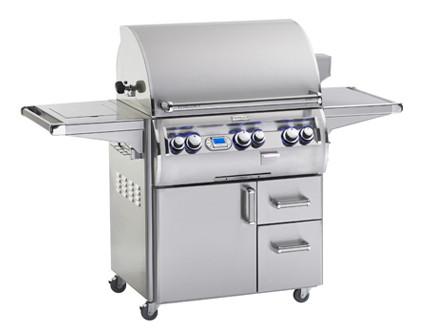 Echelon 790S Grill on Cart