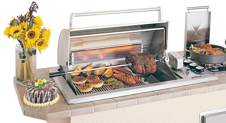 Fire Magic Regal Countertop Grill