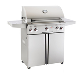 30CT AOG grill on cart