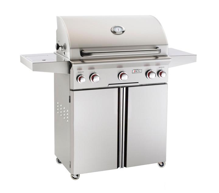 """AOG 36"""" portable grill w/o rotis"""
