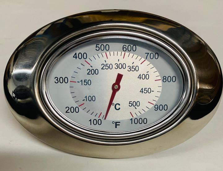 Analog Hood Thermometer