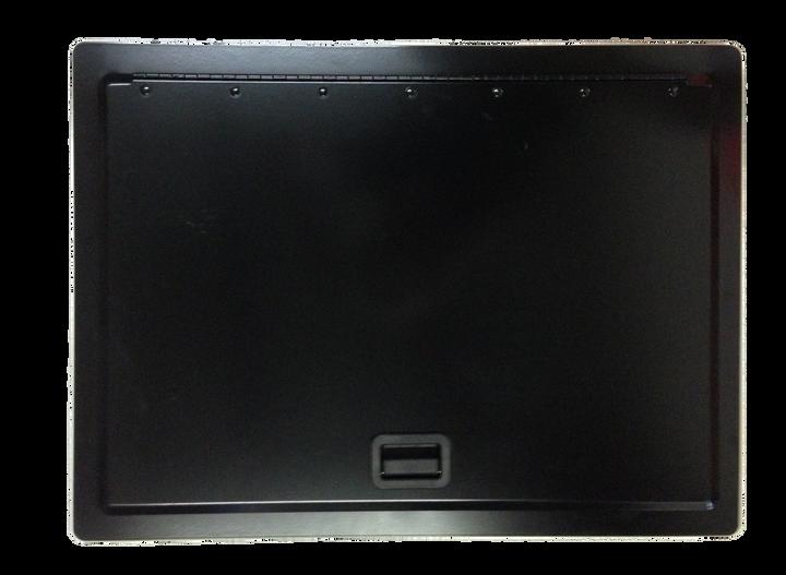 Firemagic Legacy Vertical Access Door Black