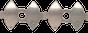 3048-1-2 air shutter pair