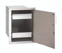 Firemagic Single Door with Storage Drawers