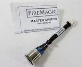 FireMagic Lighted Master Switch, Echelon Diamond, Aurora - 24182-46