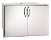 FireMagic Select Double Doors with Two Drawers - 33930S-22