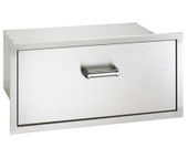 fire magic soft close single drawer
