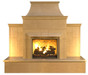 American Fyre Grand Cordova Outdoor Villa Fireplace