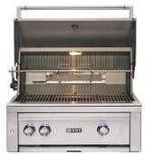 """Sedona by Lynx 30"""" Built-in Grill w ProSear, Rotisserie"""
