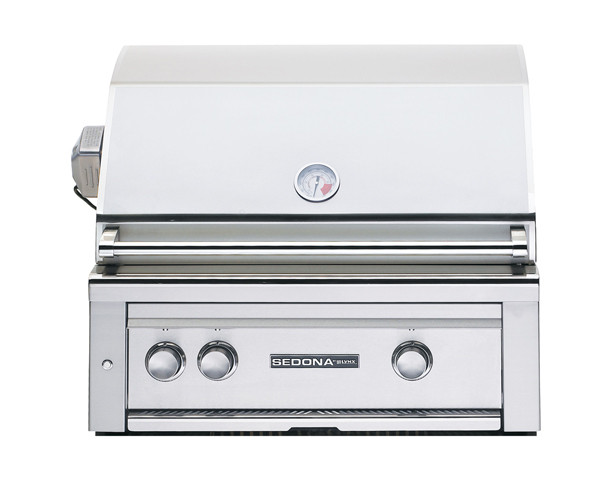 Sedona L500PSR Grill with Lid Closed
