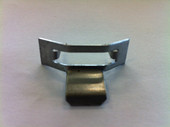 Lynx briquette tray clip