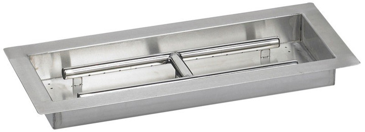 """48"""" Stainless Steel 