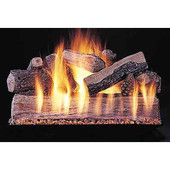 "Rasmussen 18"" CrossFire Gas Log Set"