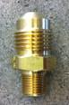 Brass orifice high pressure