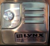 Lynx Rotisserie Motor Assembly
