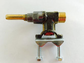 Alfresco Straight Gas Valve