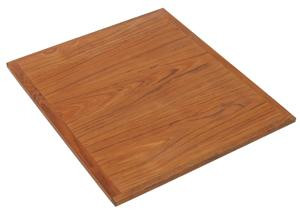 Brazillian Cherry Wood CAS Side Shelf Insert