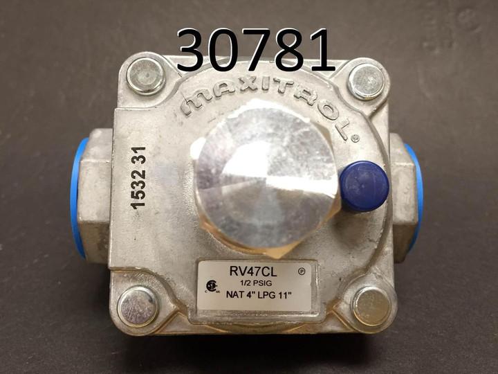 Appliance regulator