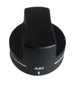 Viking Black Knob Top
