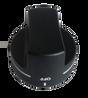 Viking Black Knob Top