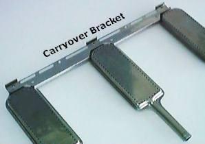 Charbroil burner brace