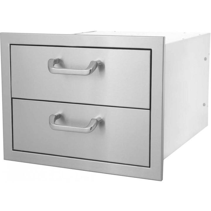 Two Drawer Storage
