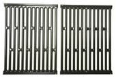 Porcelain cooking grates