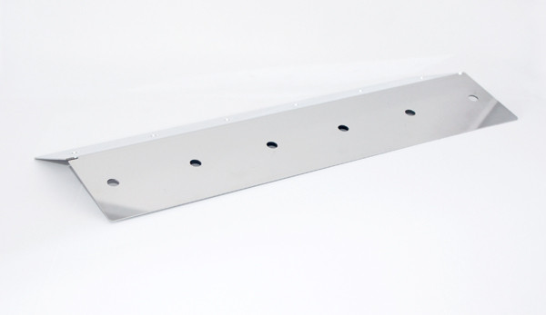 Stainless Heat Shield, Captn Cook