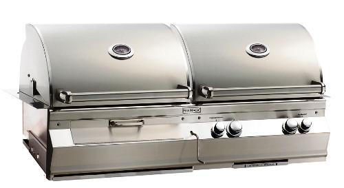 Fire Magic Aurora A830I Charcoal/Gas Built-in Grill