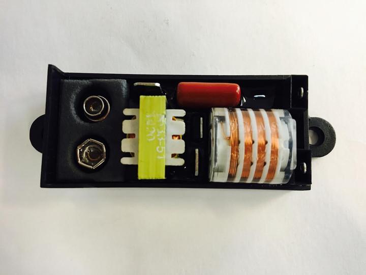 Lynx 9 volt ignition