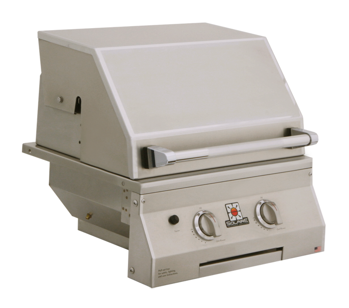 """Solaire 21"""" Infrared Built-in Grill"""